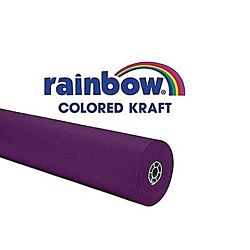 Rainbow Pacon, Lightweight Duo-Finish Art Kraft Paper, 36