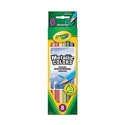 Metallic Colored Pencils 8 ct.
