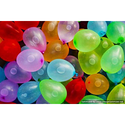 Water Balloons Bombs 80 pack