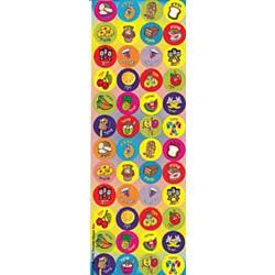 1200 Self-Adhesive Judaic Stickers Classpack  Brochos II