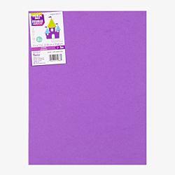 Foamies® Foam Sheet - Purple - 2mm thick - 9 x 12 inches, 10 pack