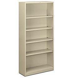 Hon, Brigade 5-Shelf Bookcase 12.63