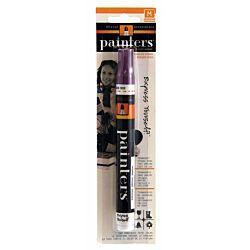 ELMER'S Painters Opaque Acrylic Medium Tip Paint Marker, Violet - 7349
