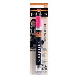 Elmer's Painters Opaque Paint Marker, Medium Tip, Hot Pink - W7367