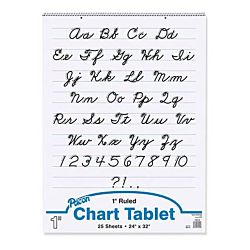 CHART TABLET 24