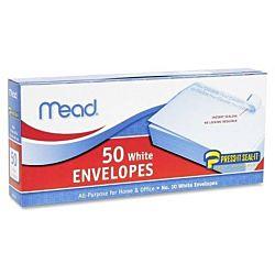 Number 10 Plain Business Size Envelopes 4 1/8 X 9 1/2