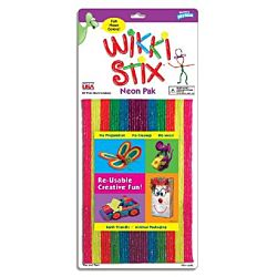 The Original Neon Wikki Stix