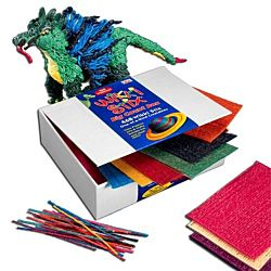 Big Count Box Wikki Stix 468 Pieces