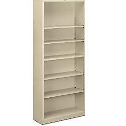 Hon, Brigade 6-Shelf Bookcase  12.63
