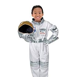 Melissa & Doug Children's Astronaut Role Play Set Costume for Kids , 8503