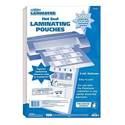 Classroom 100 Hot laminating pouches