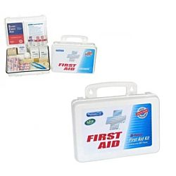 First Aid Kits for up to 25 People, Contains 303 Pieces kit , Acme 90100