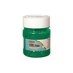 Creative Arts Craft Glitter, 4 oz. Bottle, Green