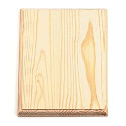 Darice Crafts Wood Plaque Rectangle 7 x 9 inches  9176-29