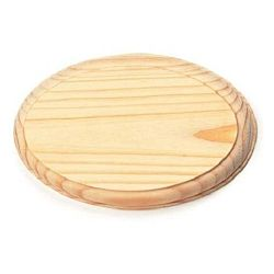 Darice  Crafts Wood Plaque Oval 7 x 9 inches  9176-30
