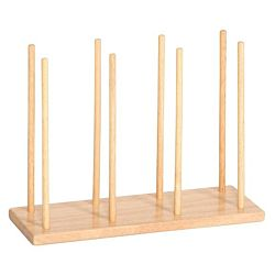 Wooden Puppet Stand,16