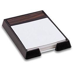 Officemate OIC Memo Holder 4 x 6 Inches paper, 120 Sheet Capacity, Black (97611)