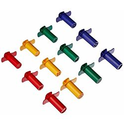 Chenille Kraft  Modeling Dough Extruders (12 count)  CK-9667