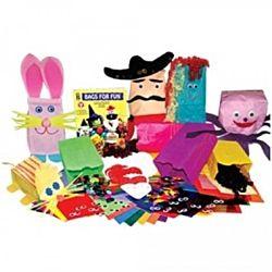 Hygloss Bags for Fun Treasure Box 9914