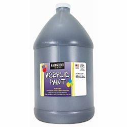 Sargent Art 22-2785 64-Ounce Acrylic Paint, Ivory Black
