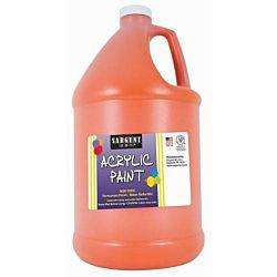 Sargent Art 22-2714 64-Ounce Acrylic Paint, Spectral Orange