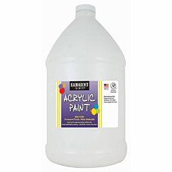 Sargent Art 22-2796 64-Ounce Acrylic Paint, Titanium White