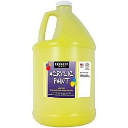 Sargent Art 22-2702 64-Ounce Acrylic Paint, Spectral Yellow