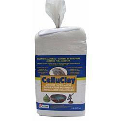 ACTIVA CelluClay Instant Papier Mache, 5 Pound White