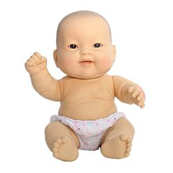 Lots to Love Doll Baby, 10 Inches, Asian