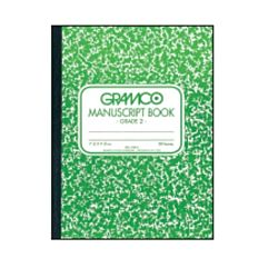 Grade Two (2)  Composition Book, 10 x 8 Inches, 80 Sheets