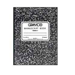 Grade Three (3)  Composition Book, 10 x 8 Inches, 50 Sheets