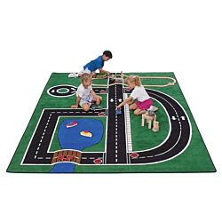 Neighborhood Classroom Rug