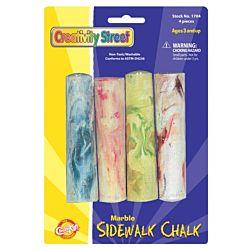 Chenille Kraft Marble Chalk - 4 Color Set (CK1704)
