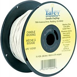 Candle Wicking Spool 75yd