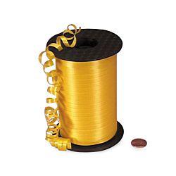 Yellow Curling Ribbon Roll 500 yds.