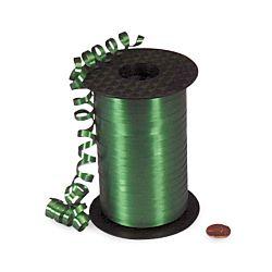 Emerald Green Curling Ribbon Roll 500 yds.