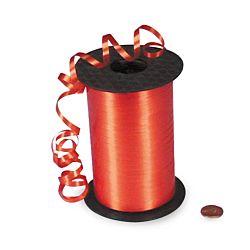 Orange  Curling Ribbon Roll 500 yds.