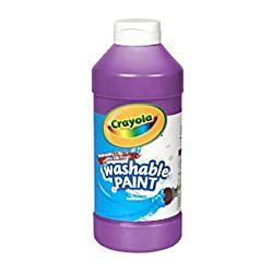 Crayola Washable Paint 16 oz. - Violet