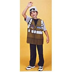 Dexter Educational Career Dress up, Airforce