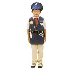Dexter Educational Career Dress up, Police Officer