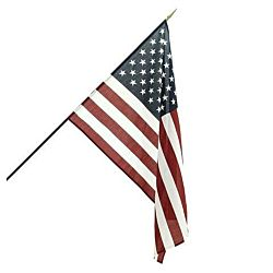 Classroom American Flag for Schools, 2 by 3-Feet