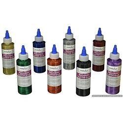 Handy Art Washable Glitter Glue 8-Ounce Choose a Color