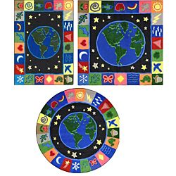 Earth Works Classroom Rug