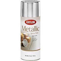 Krylon General Purpose Aerosol, 11-Ounce, Silver Metallic Finish Spray Paint