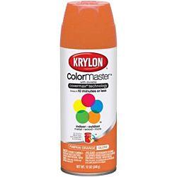 Krylon General Purpose Aerosol, 11-Ounce, Pumpkin Orange Spray Paint