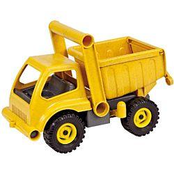 Lena Eco Dump Truck, Yellow and Black