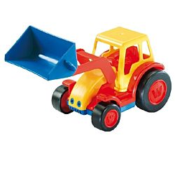 Wader Basics Tractor Truck Toy