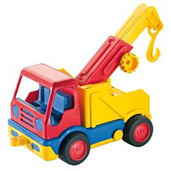Wader Basics Tow Truck Toy