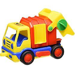 Wader Basics Garbage Truck Toy