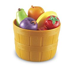 Learning Resources New Sprouts Bushel of Fruit , LER9720